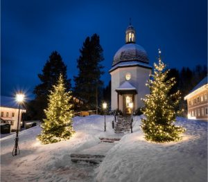 200-letnica Svete noči in adventni Salzburg @ Salzburg